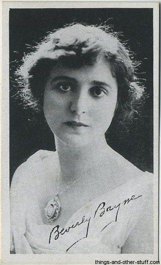 Beverly Bayne
