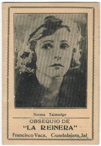 Norma Talmadge Old Needle Book