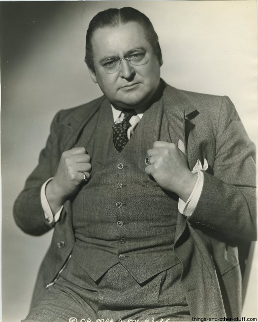 Edward Arnold (actor) Arnold is quoted extensively