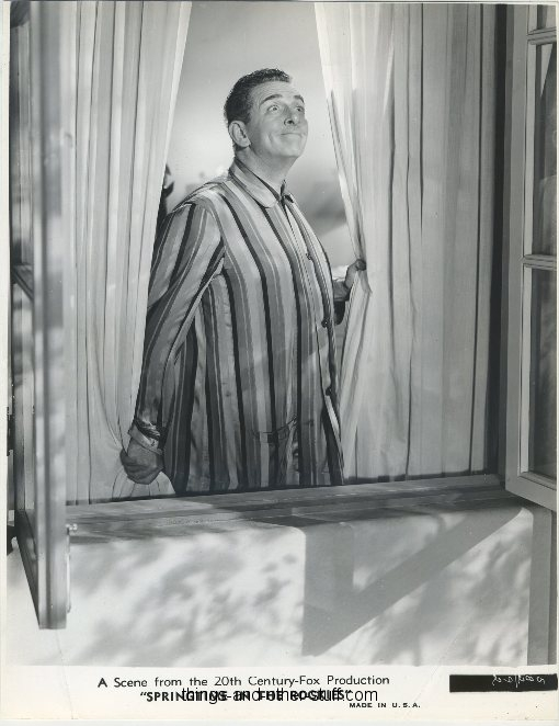 Edward Everett Horton in Springtime in the Rockies