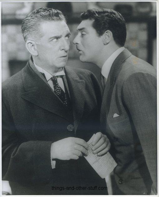 Edward Everett Horton and Cary Grant