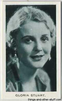 1934 Teofani Tobacco Card