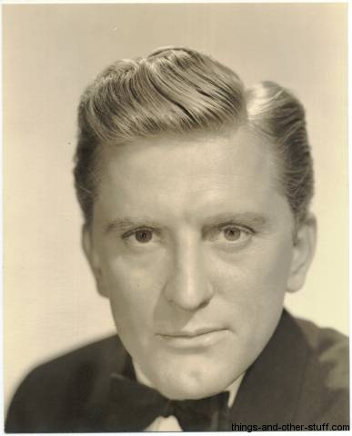 Kirk Douglas 1949 Press Photo