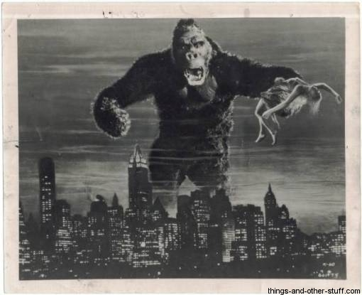Still photo from King Kong