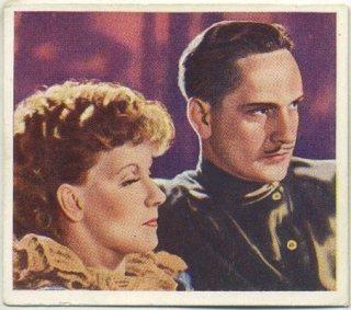 Anna Karenina Tobacco Card