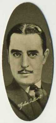 John Gilbert 1934 Carreras Tobacco Card