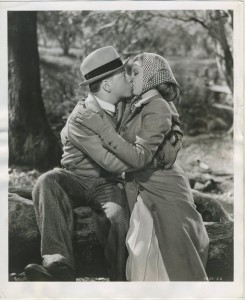 Mickey Rooney and Lana Turner in Love Finds Andy Hardy Promotional Still