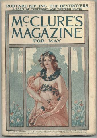 McClures Magazine May 1898