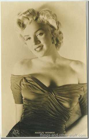 Marilyn Monroe Immortal Ephemera