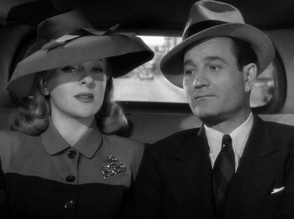 Evelyn Ankers and Milburne Stone