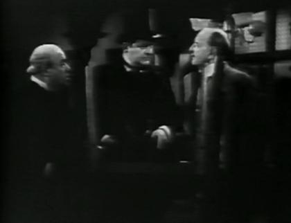 George Sidney, Edward Arnold and Robert McWade