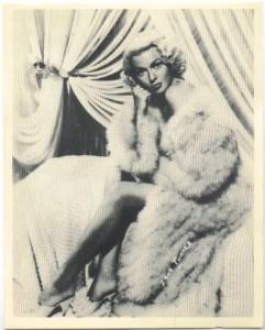 Lana Turner Premium