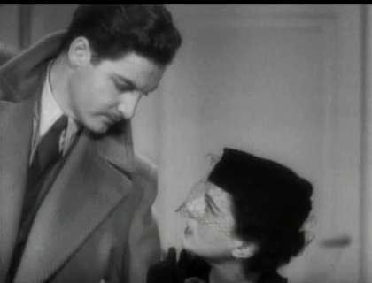 Robert Donat and Lucie Mannheim