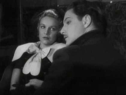 Madeleine Carroll and Robert Donat