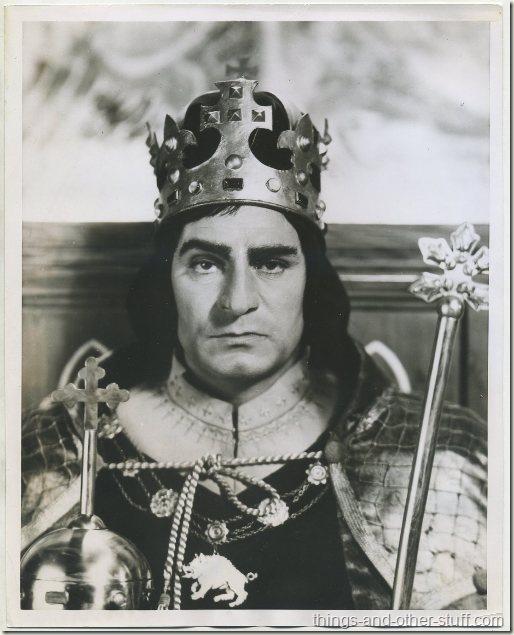 1955 Sir Laurence Olivier