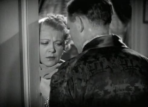 Ruth Chatterton and Walter Huston in Dodsworth