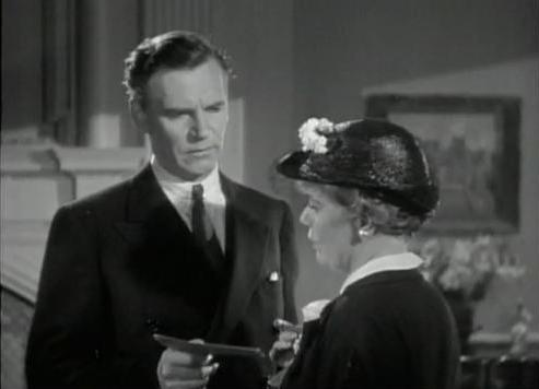 Walter Huston and Spring Byington in Dodsworth