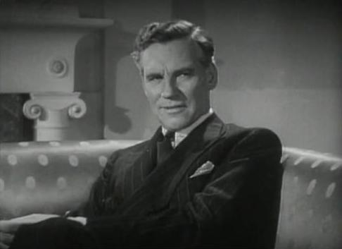 Walter Huston in Dodsworth