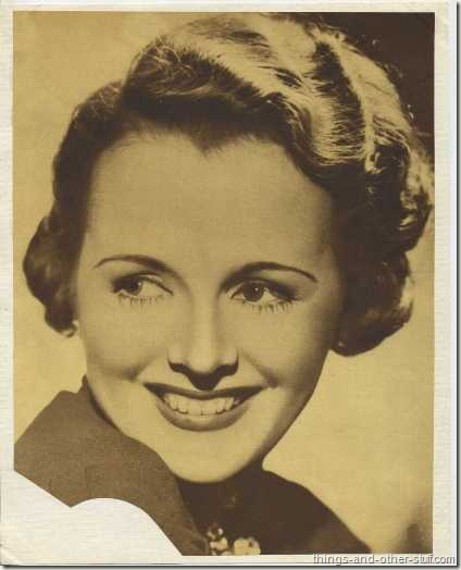Mary Astor on an Unidentified 1930s Premium Photo