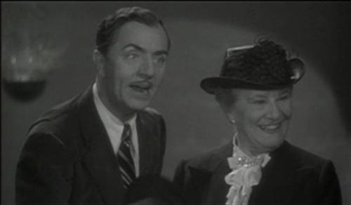 William Powell and Jessie Ralph in Double Wedding