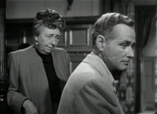 Dame May Witty and George Macready