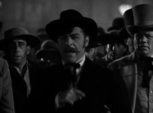 Brian Donlevy in In Old Chicago