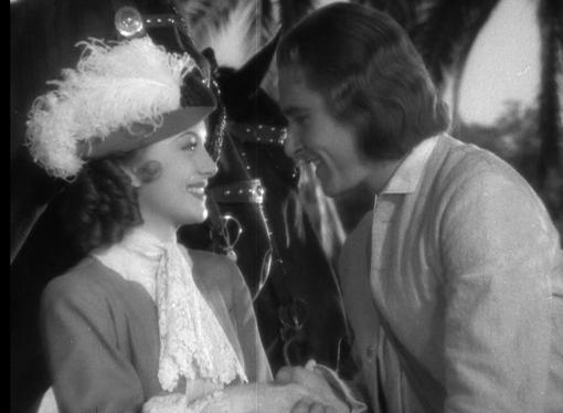 Olivia De Havilland Errol Flynn