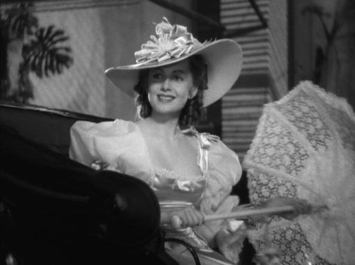 Olivia de Havilland in Captain Blood