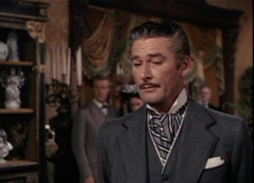 Errol Flynn in That Forsyte Woman
