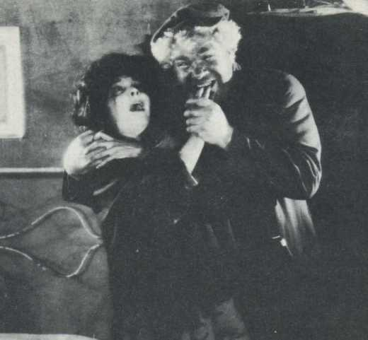 ZaSu Pitts and Gibson Gowland in Greed