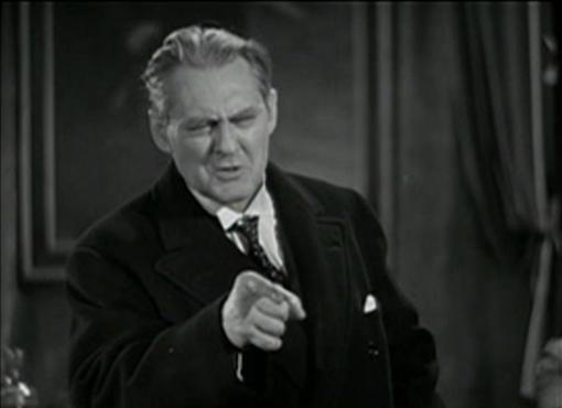Lionel Barrymore in A Family Affair
