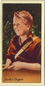 Jackie Cooper 1935 Carreras Film Stars