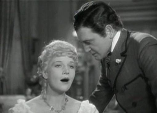 Ann Harding and Richard Dix in The Conquerors
