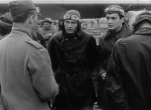 Richard Arlen and Buddy Rogers in Wings