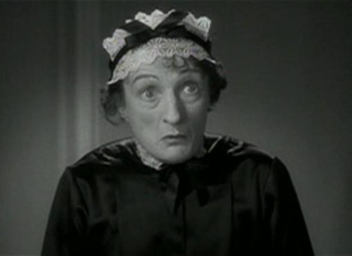 Una OConnor in Personal Property