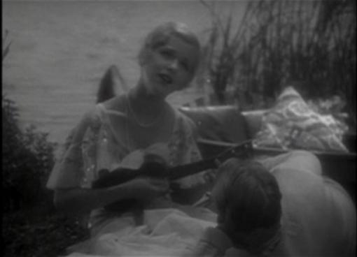 Joan Bennett in Eleven Men and a Girl