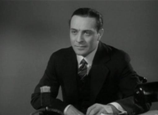 Ricardo Cortez in Symphony of Six Million