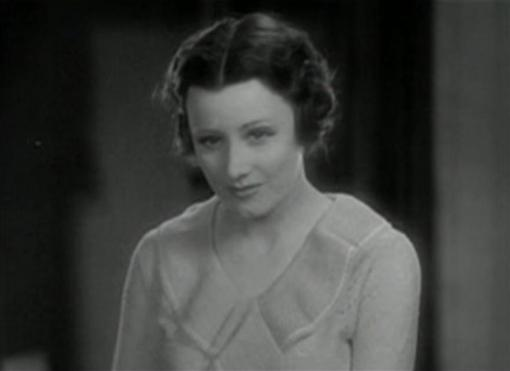 Irene Dunne in Symphony of Six Million