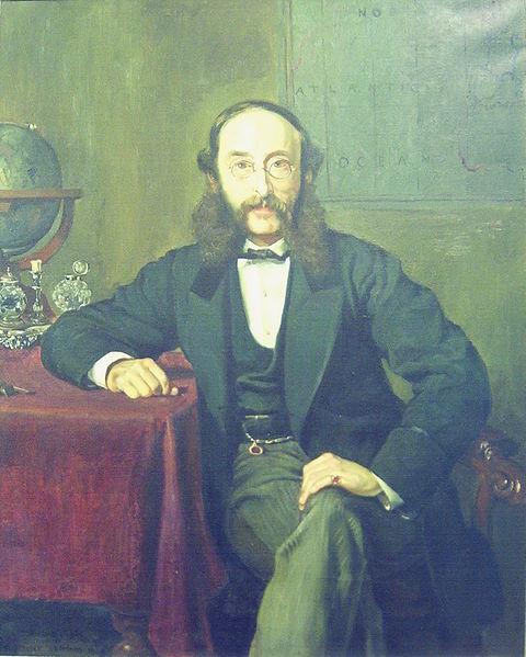 Paul Julius Reuter by Rudolf Lehmann