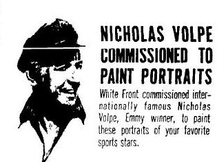 Nicholas Volpe