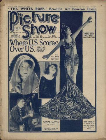 Picture Show Magazine January 19 1924