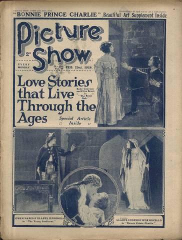 Picture Show Magazine February 23 1924