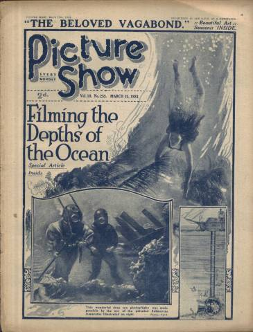 Picture Show Magazine March 15 1924