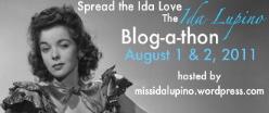 Spread the Ida Love - Ida Lupino Blogathon