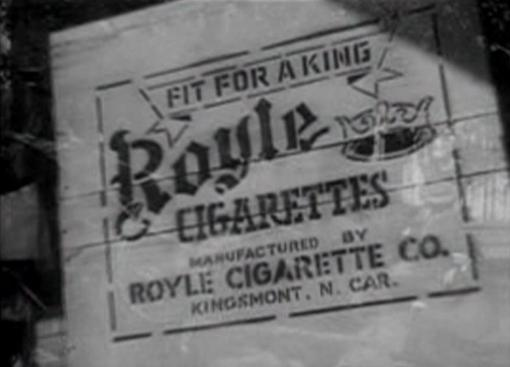 Royle Cigarettes Fit for a King