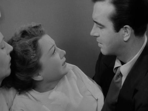 Anne Baxter and John Payne