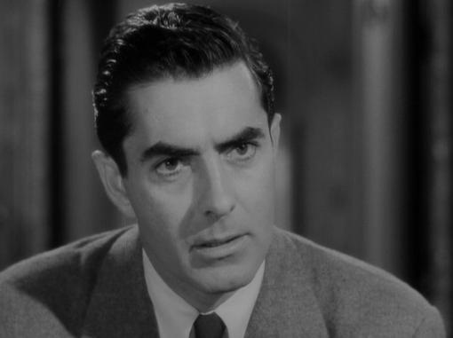 Tyrone Power in The Razors Edge