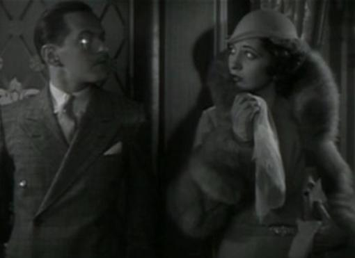 Hardie Albright and Kay Francis in Jewel Robbery