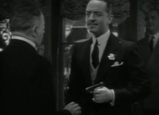 William Powell in Jewel Robbery
