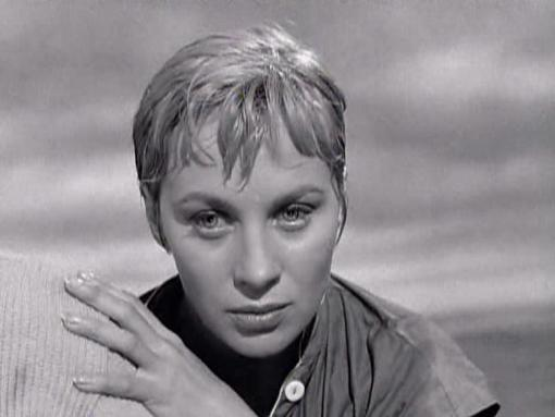 Mai Zetterling in Abandon Ship